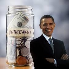 Obama retirement