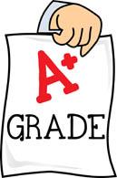 graded A plus paper